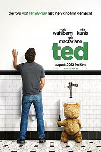 Ted-Plakat