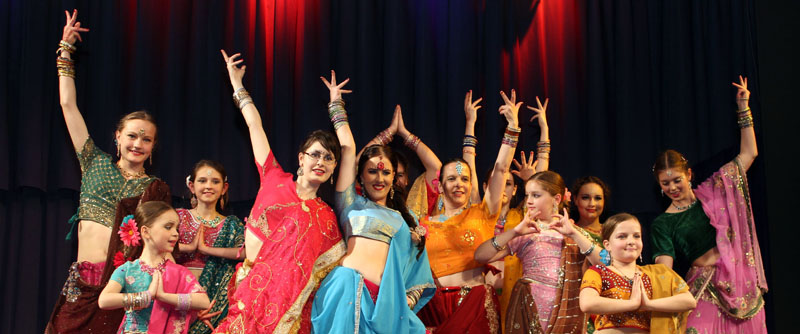 Bollywood Gruppe Ashanti